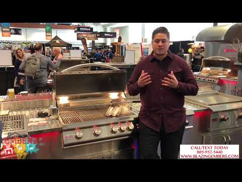 Blaze Gas Grills BBQ Review What feature is the most important?