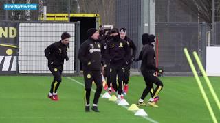 Der BVB vor dem Heimspiel gegen Frankfurt