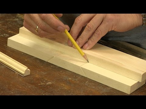 How to Make a Poor Man's Mitre Box | Paul Sellers