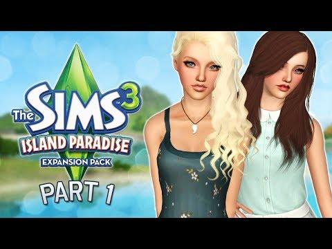 Let's Play The Sims 3: Island Paradise | Part 1 - Isla Paradiso!