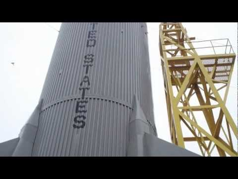 Rockets at NASA Houston - Little Joe II and BP22