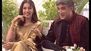 Rendezvous with Simi Garewal - Shabana Azmi & Javed Akhtar (2000)