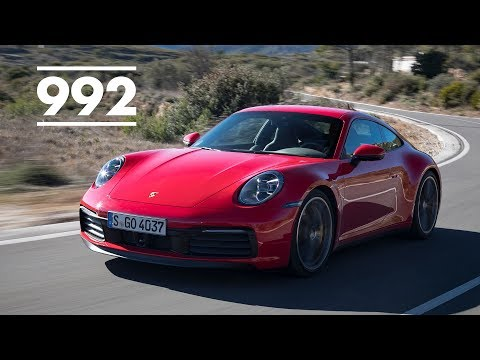 Porsche 911 Carrera S: First Driving Impressions Of The New 992   Carfection +