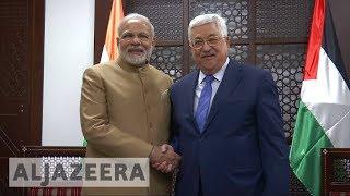 🇵🇸 Abbas seeks India