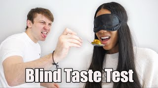 What's In My Mouth? - Blind Taste Test Challenge