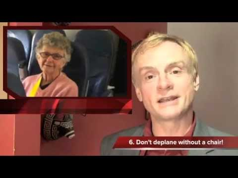 TRAVEL TIPS: How to Travel with Elderly Parents