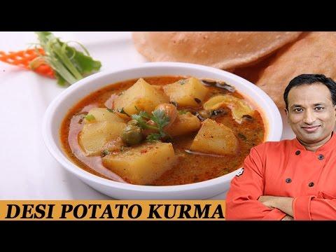 DESI POTATO KURMA
