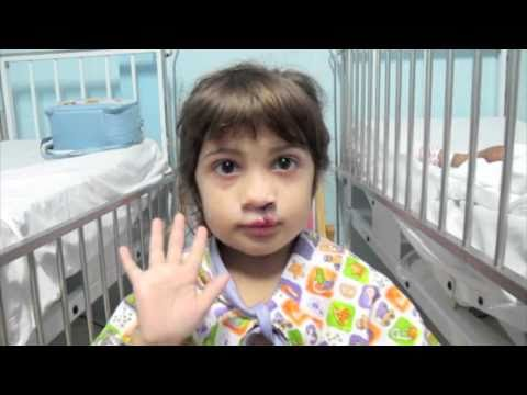 Changing faces with a smile - Operation Smile (Original ) #talita