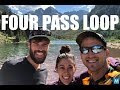 Four Pass Loop | Best Trail Runs In The Usa