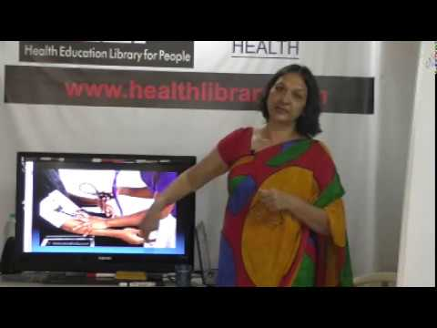 Take the Pressure off! Reverse High BP Naturally By Dr. Lily Kiswani on Health HELP Talks