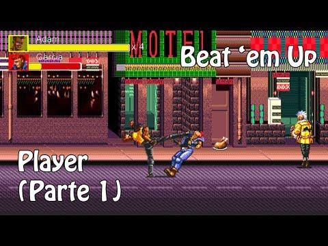 Tutorial Unity | Beat 'em Up: Player (Parte 1)