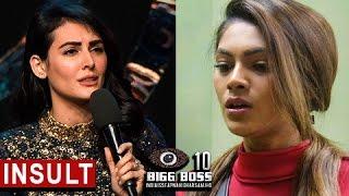 Bigg Boss 10 : Mandana Karimi BADLY INSULTS Lopamudra Rout   BB10 Mela Task