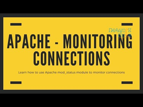 Apache-Monitoring Connections and Load using mod_status | Networknuts