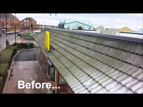McDonalds Roof Clean, Fleetwood