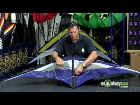 The Assembly and Anatomy of a Stunt Kite