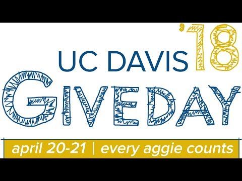 2018 Give Day Video - UC Davis Graduate School of Management
