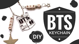 【KPOP DIY】 Make A BTS Charm Recycling Plastic ♥! (Sub ESP)