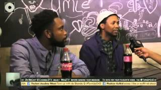 Turn Up: Duo Umle Chats To Scoop