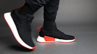 sale retailer 5ca32 66fc6 red and black nmd adidas | Music Jinni