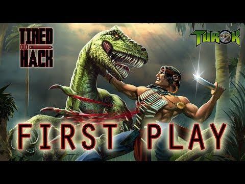 First Play - Turok (Xbox One X)