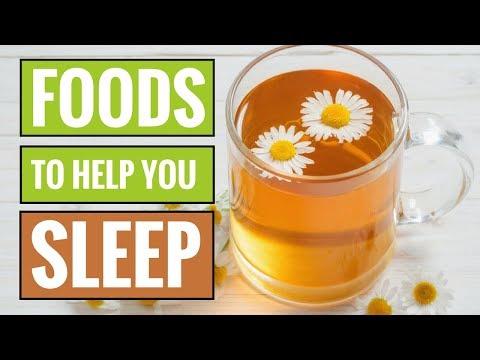 5 Foods to Help You Sleep