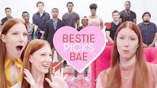 I Let My (Identical Triplet) Sisters Pick My Bae: Ani | Bestie Picks Bae