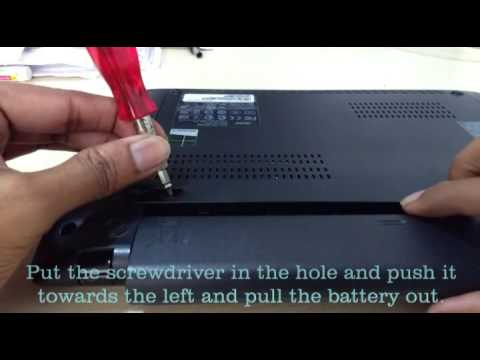 Acer Aspire One 725 Battery Replacement