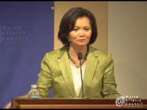 Mu Sochua on Cambodian Democracy and Human Rights Under Siege In Brief
