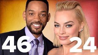Celebrity Age Gaps You Won