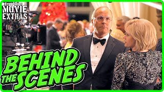 VICE (2018) | Behind the Scenes of Dick Cheney (Christian Bale) Biopic Movie