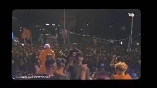 Lava Lava JIBEBE Live Performance In MWANZA