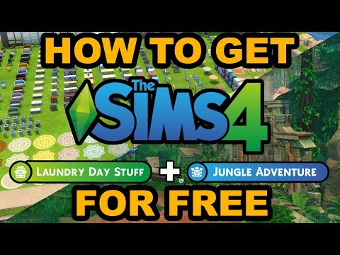 How To Get The Sims 4 Update 1.40.61.1020 For Free | 2018 | No Surveys | No Viruses