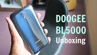 DOOGEE BL5000 Unboxing, Hands-on - Killer looks, great price?