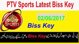 Ptv sports live new biss key | Ptv Sports New Biss Key June