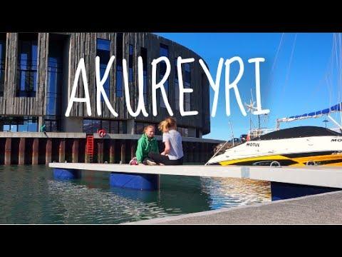 AKUREYRI | ICELAND VLOG