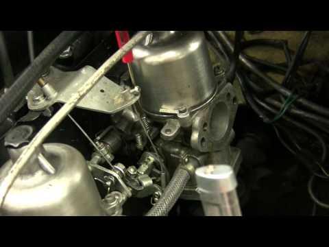 147 MG Carburetter Tuning