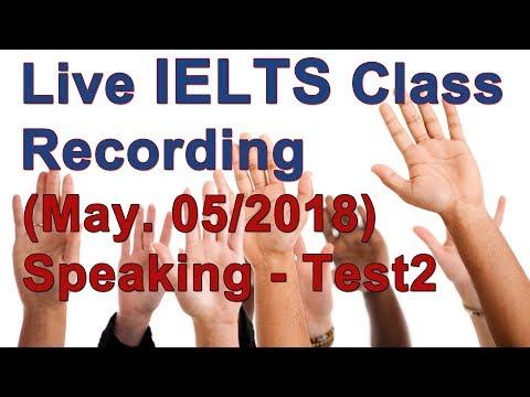 IELTS Speaking  - High Score Strategies