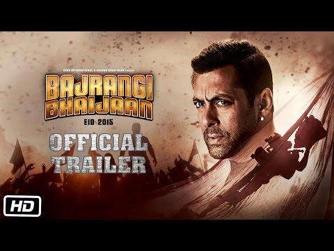Bajrangi Bhaijaan | Official Trailer with English Subtitles| Salman Khan, Kareena Kapoor, Nawazuddin