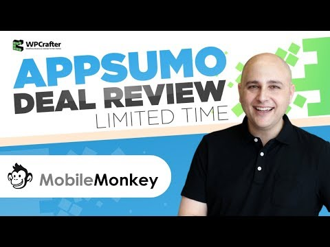 Mobile Monkey Review - Free Chatbot Creator For Facebook Pages And Websites + Much More