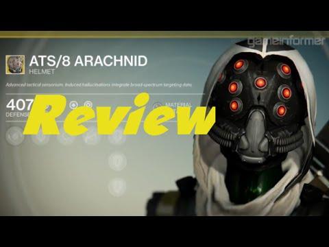 ATS/8 Arachnid Review!