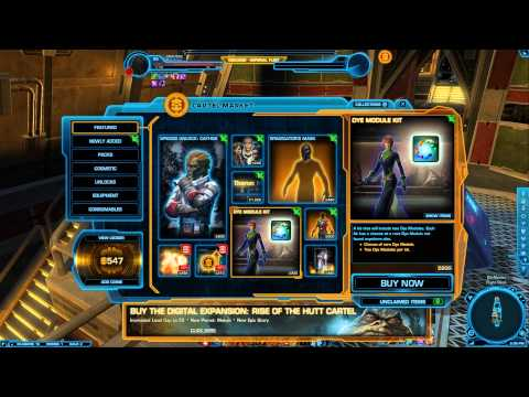 Ways on how i make Credits in SWTOR
