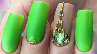 Top 22 New Nail Art 2018 ♥♥The Best Nail Art Designs Compilation #381