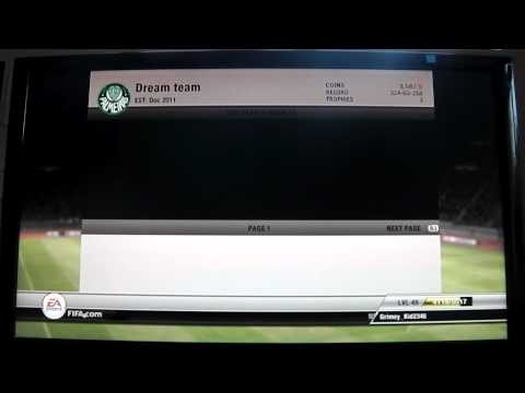 fifa 12 ultimate team coins making tutorial part 1 ps3