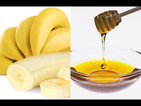 DIY BANANA FACE MASK FOR CLEAR AND GLOWING SKIN