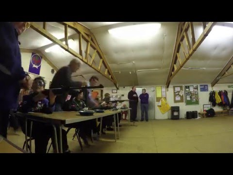 2016 Air Rifle Competitions - Tilbury Cubs