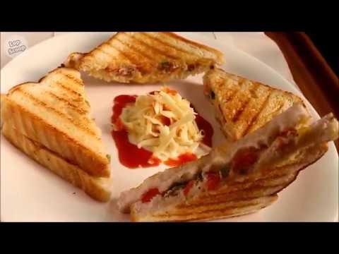 Quick and easy Corn Mayo Sandwich Recipe
