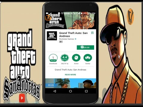 how to download gta san andreas for android full version free | Working 100%|
