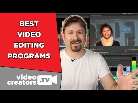 The Best Video Editing Software for Windows and Mac