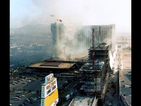 MGM Grand Fire Las Vegas 1980