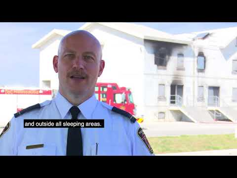 Fire Prevention Week 2017: Mississauga Fire and Emergency Services - Smoke Alarms